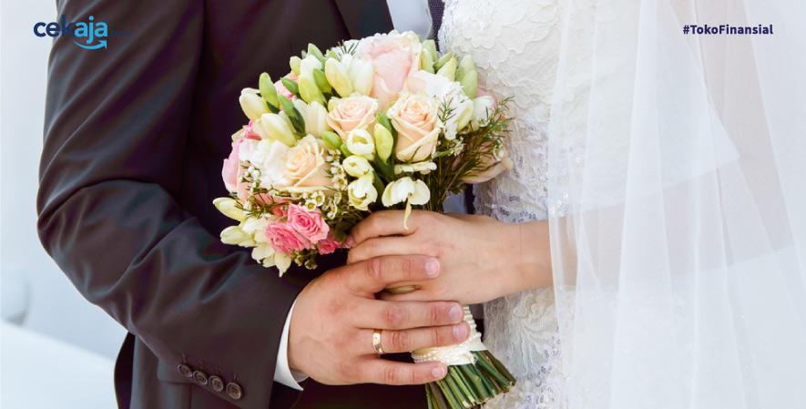 pernikahan sederhana selebriti _ kredit tanpa agunan - CekAja.com