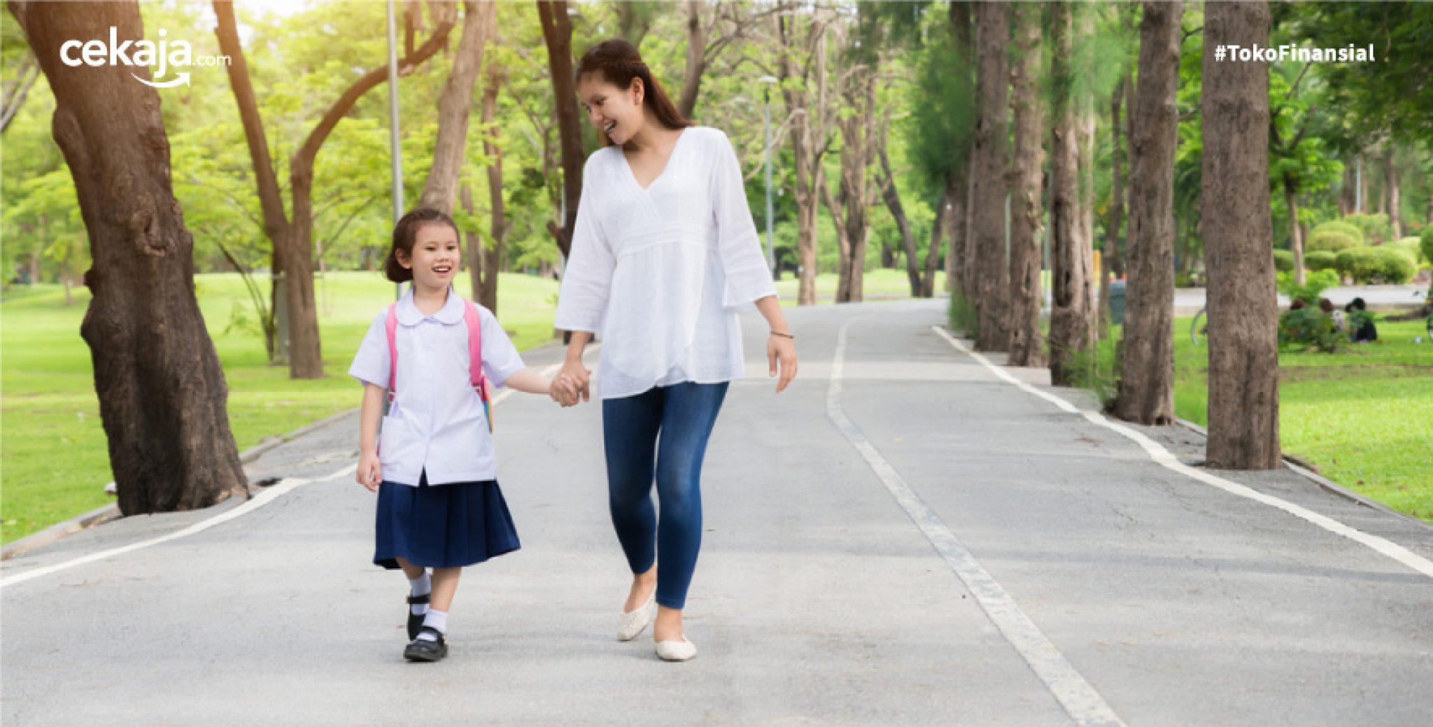 biaya pendidikan anak _ kredit tanpa agunan- CekAja.com
