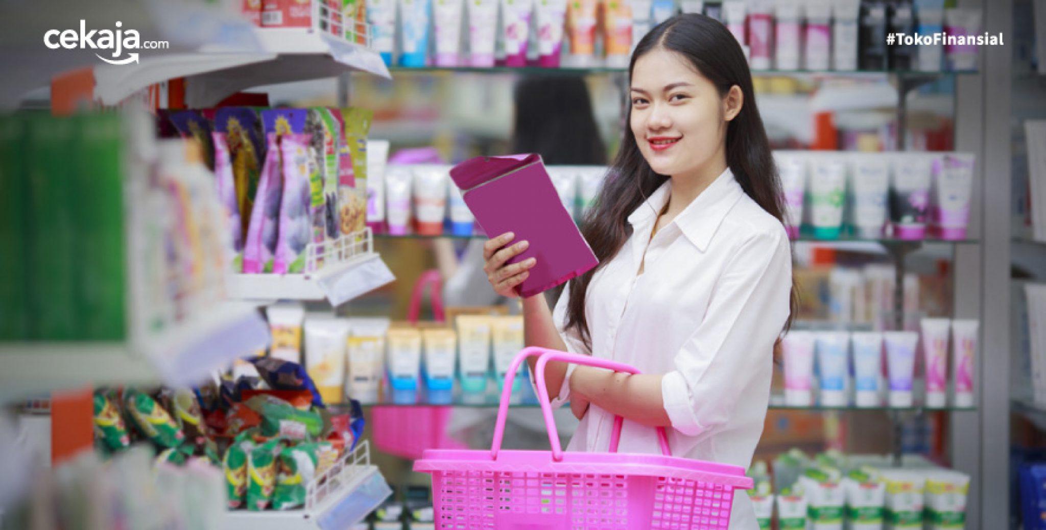 belanja bulanan hemat _ kartu kredit - CekAja.com