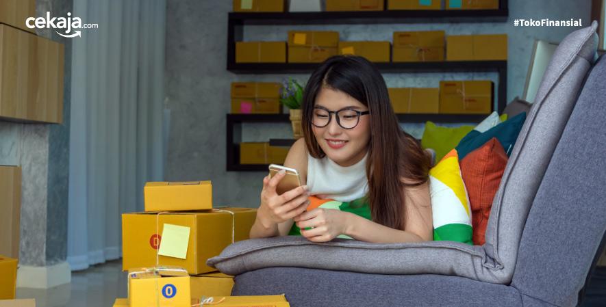 bisnis modal kecil _ pinjaman usaha - CekAja.com