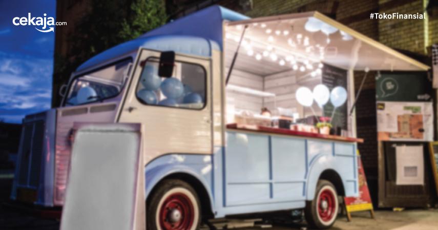 bisnis food truck _ CekAja.com