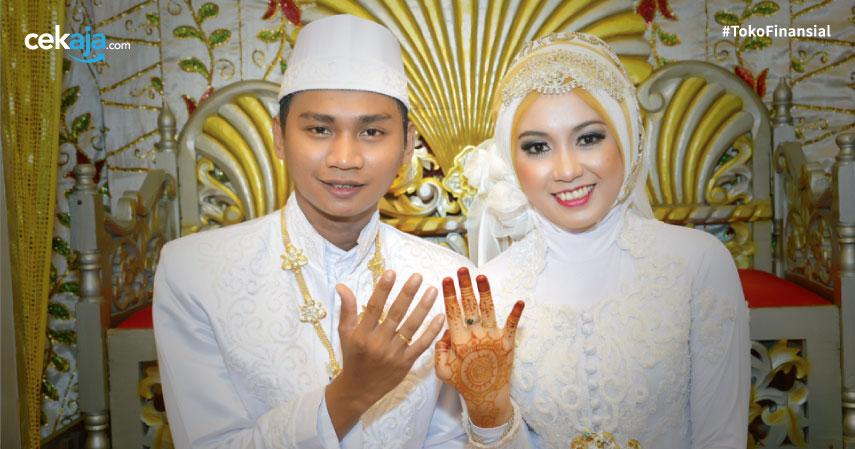 menikah menggunakan jasa wedding organizer - CekAja.com