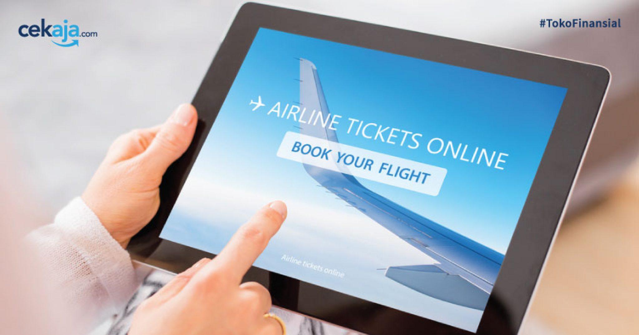 Tiket Pesawat Murah Online - CekAja