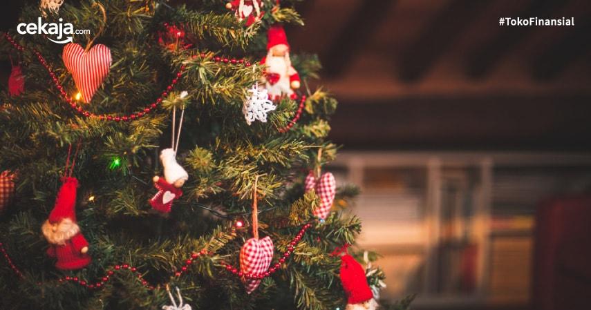 Pernak Pernik Pohon Natal Spesial - CekAja