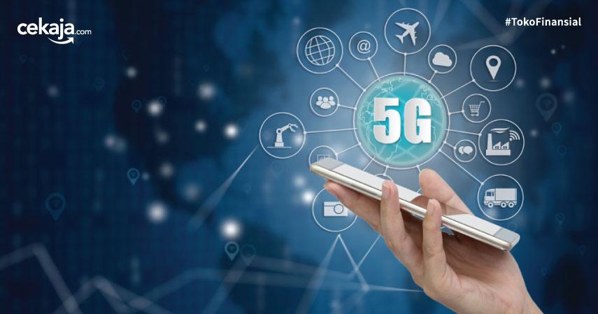 Jaringan 5G - CekAja