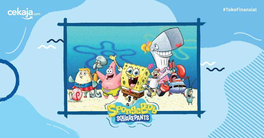 Spongebob Squarepants - CekAja