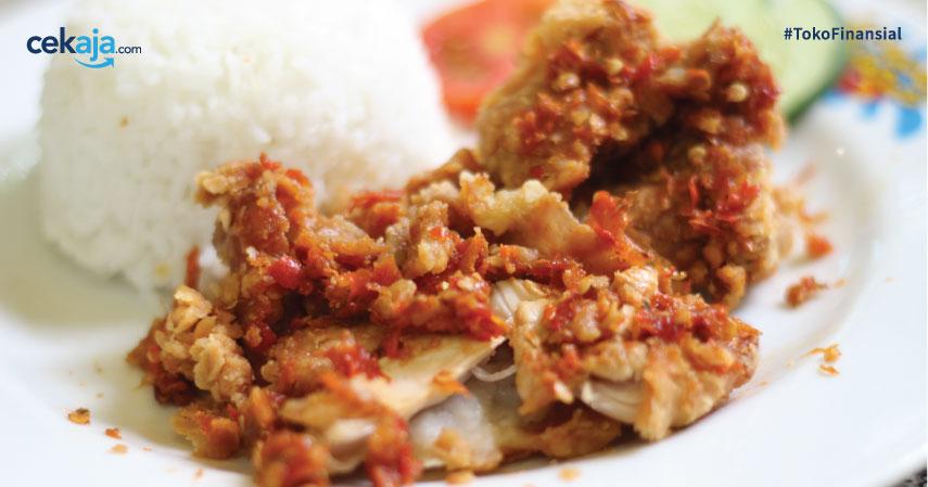 Makanan Ayam Geprek - CekAja