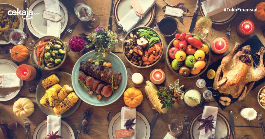Hari Thanksgiving - CekAja