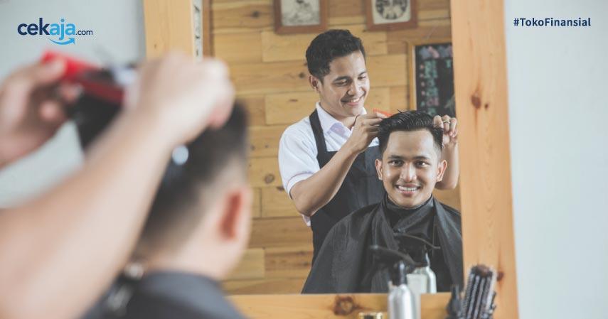 Bisnis Usaha Barbershop - CekAja