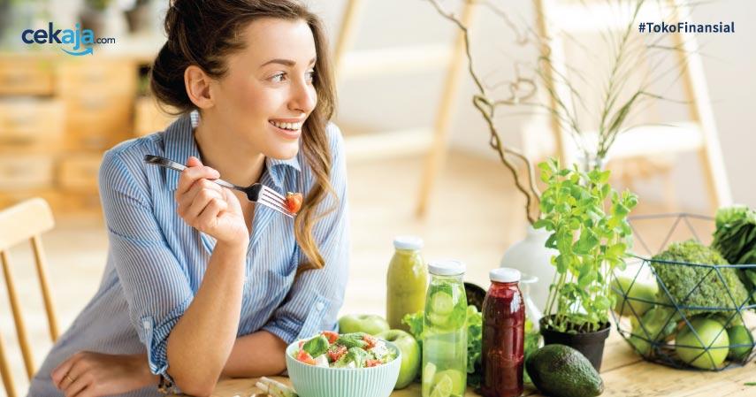 Lebih Sehat di Tahun Baru dengan Gaya Hidup Vegetarian
